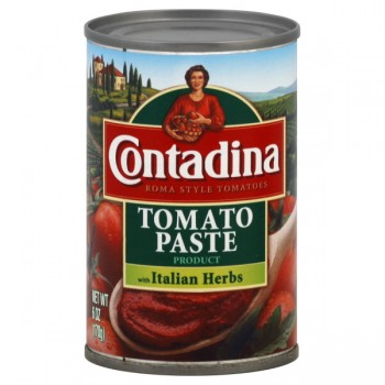 Contadina Tomato Paste with Italian Herbs