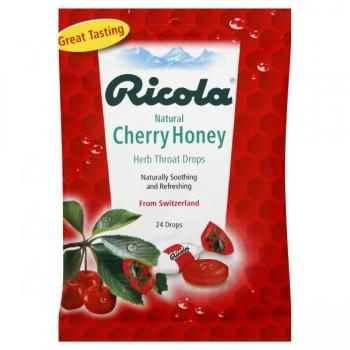 Ricola Throat Drops Cherry Honey