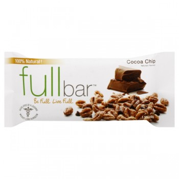 FullBar Appetite Control Bar Cocoa Chip 100% Natural