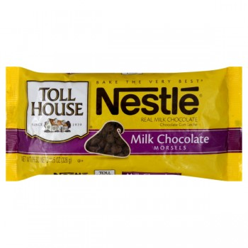 Nestle Toll House Morsels Milk Chocolate