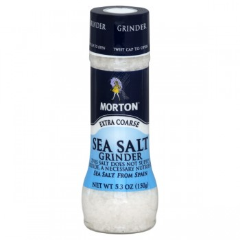 Morton Sea Salt Grinder Extra Coarse