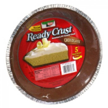 Keebler Ready Crust Pie Crust Chocolate Crumb 9 Inch