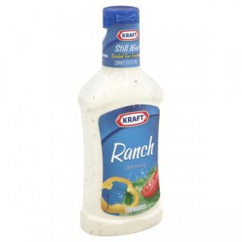 Kraft Salad Dressing Ranch