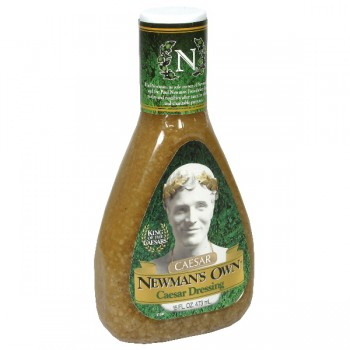 Newman's Own Salad Dressing Caesar