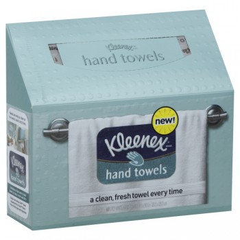 Kleenex Hand Towels White (Assorted Box Colors)