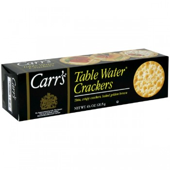 Carr's Table Water Crackers Regular