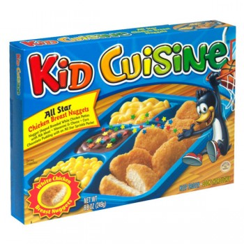 Kid Cuisine Chicken Nuggets