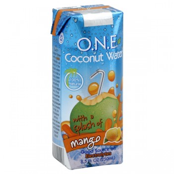 O.N.E. Coconut Water with a Splash of Mango Natural