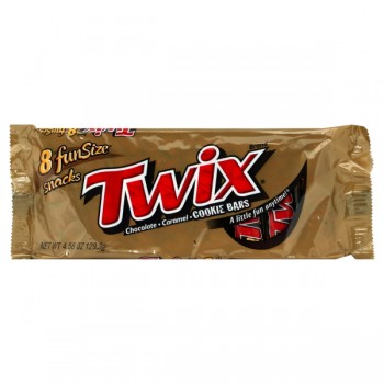 Twix Caramel Cookie Bars - 8 ct