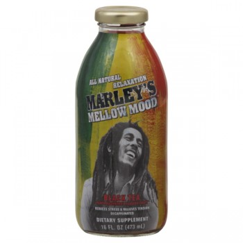 Marley's Mellow Mood Black Tea Peach Raspberry Passion Fruit All Natural