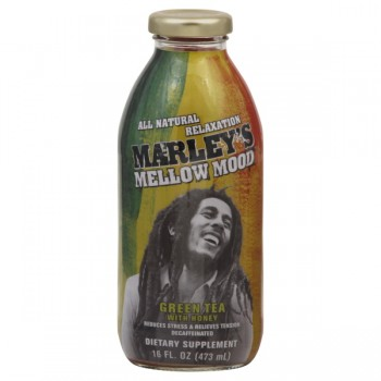 Marleys Mellow Mood Green Tea with Honey All Natural