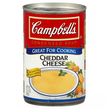 Campbell's Condensed Soup Cheddar Cheese