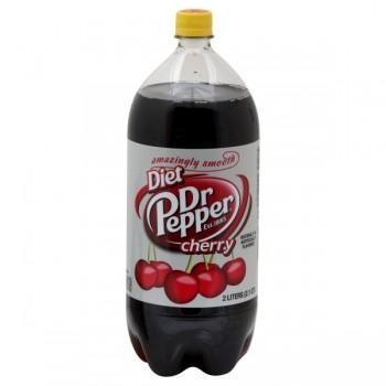 Dr Pepper Cherry Diet