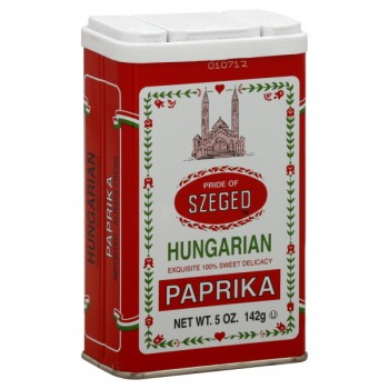 Pride Of Szeged Paprika Hungarian Sweet