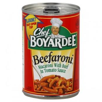 Chef Boyardee Beefaroni