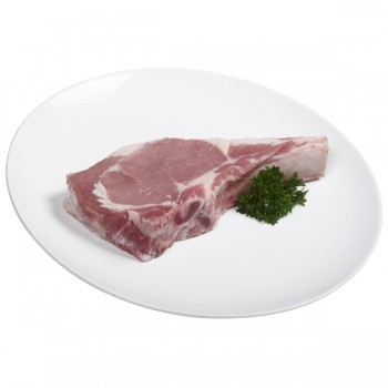 Veal Rib Chop Fresh