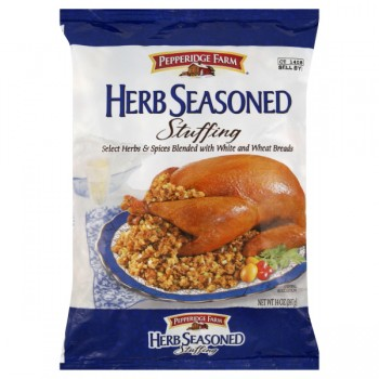 Pepperidge Farm Stuffing Herb Seasoned
