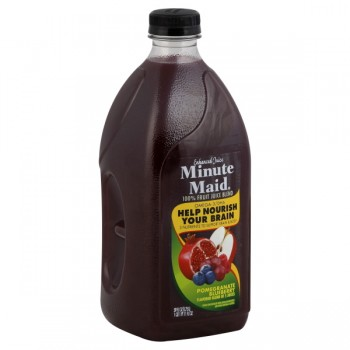 Minute Maid Blueberry Pomegranate Juice Enhanced