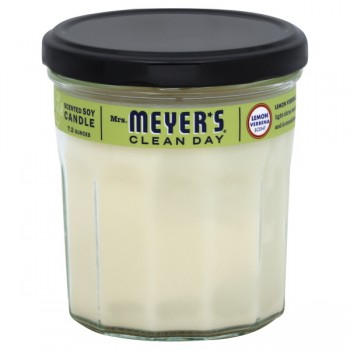 Mrs Meyer's Clean Day Soy Candle Lemon Verbena