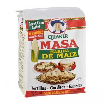 Quaker Tortilla Mix Corn Masa Harina De Maiz