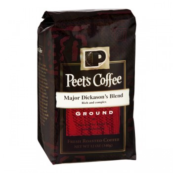 Peet's Major Dickason's Blend Coffee (Ground)