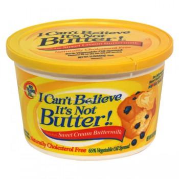 I Can't Believe It's Not Butter Spread