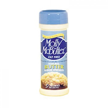 Molly McButter Flavor Sprinkles Fat Free Natural