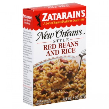 Zatarain's New Orleans Style Rice with Beans Red