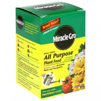 Miracle-Gro All-Purpose Plant Food 24-8-16 Water Soluble Powder