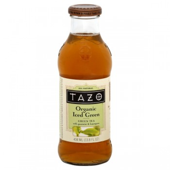 Tazo Iced Tea China Green Organic