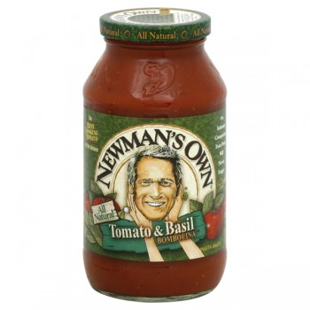 Newman's Own Pasta Sauce Bombolina Tomato & Basil