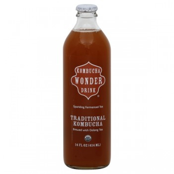 Kombucha Wonder Drink Sparkling Tea Traditional Kombucha Organic