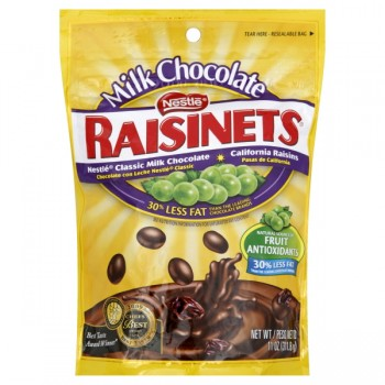Nestle Raisinets Chocolate Covered Raisins