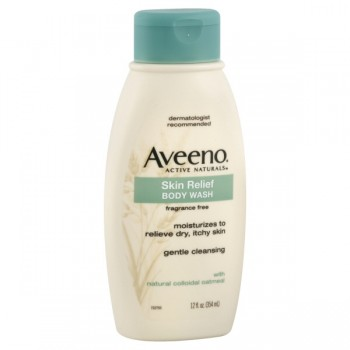 Aveeno Skin Relief Body Wash Fragrance Free