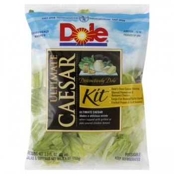 Salad Dole Kit Caesar Ultimate
