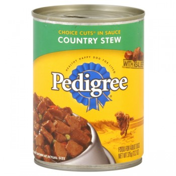Pedigree Choice Cuts Wet Dog Food Country Stew in Sauce