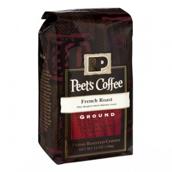 Peet's French Roast Coffee (Ground)