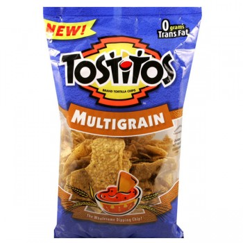 Tostitos Tortilla Chips Multigrain