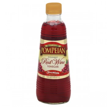 Pompeian Vinegar Red Wine