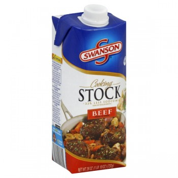 Swanson Cooking Stock Beef