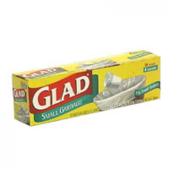 Glad Garbage Bags Small 4 Gallon