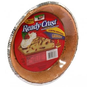 Keebler Ready Crust Pie Crust Graham Cracker 10 Inch