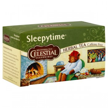 Celestial Seasonings Sleepytime Herbal Tea Bags Caffeine Free