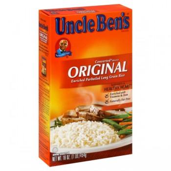 Uncle Ben's Rice Converted Original Long Grain