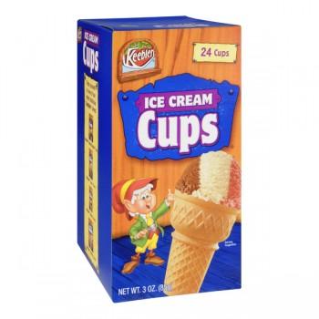 Keebler Ice Cream Cups - 24 ct