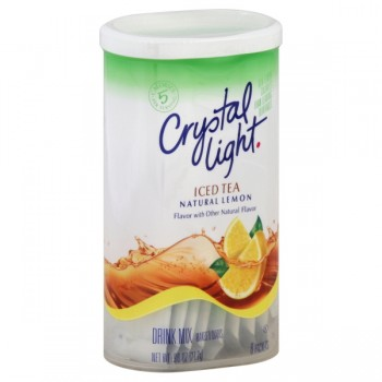 Crystal Light Iced Tea Mix - Makes 8 Quarts