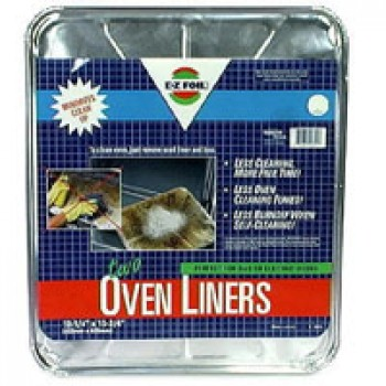 Hefty EZ Foil Oven Liners 18.25 X 15.7 Inch