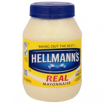 Best Foods/Hellmann's Mayonnaise Real
