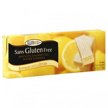 Glutino Wafers Gluten Free Lemon