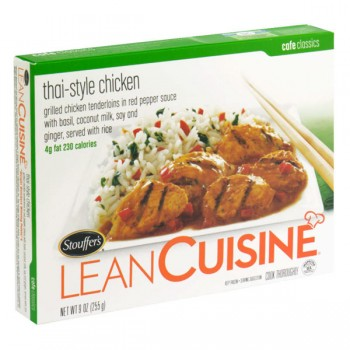 Lean Cuisine Cafe Cuisine Chicken Thai Style